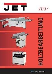 HOLZBEARBEITUNG - VDH Machines & Gereedschappen B.V.