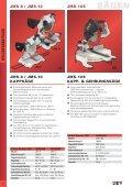 HOLZBEARBEITUNG - VDH Machines & Gereedschappen B.V. - Seite 4