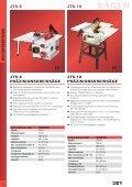 HOLZBEARBEITUNG - VDH Machines & Gereedschappen B.V. - Seite 6