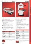 HOLZBEARBEITUNG - VDH Machines & Gereedschappen B.V. - Seite 7