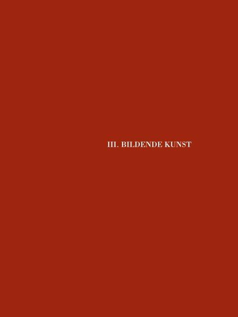 III. BILDENDE KUNST - J.A. Stargardt