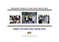 Modul_Latihan_Transisi_Tahun_1,_2012 - Kementerian Pelajaran ...