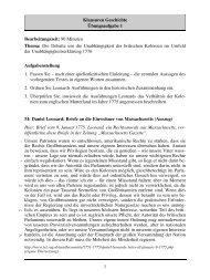 Klausuren Geschichte Oberstufe - STARK Verlag