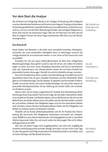 Vor dem Start die Analyse - STARK Verlag