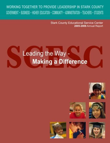 Leading the Way - Making a Difference - Stark County Educational ...