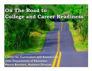 College and Career Readiness PPT.pptx - Stark County Educational ...