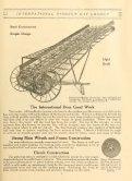 International windrow hay loader - Starke Pferde - Page 7