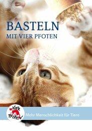 Basteln - Starke Pfoten