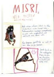 Geschichte von Orang-Utan Misri - Starke Pfoten