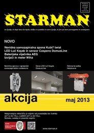 maj 2013 - Starman doo