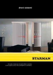 drsni sistemi - Starman doo