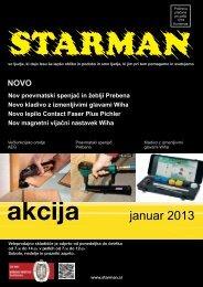 januar 2013 - Starman doo