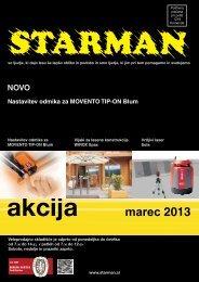 marec 2013 - Starman doo