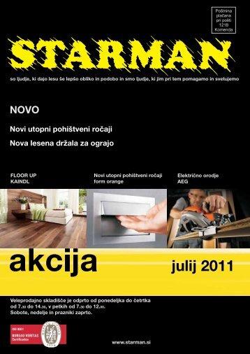 julij 2011 - Starman doo