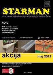 maj 2012 - Starman doo
