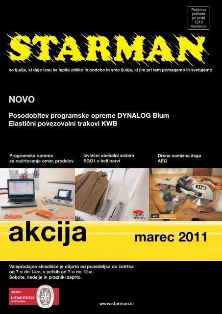 marec 2011 - Starman doo