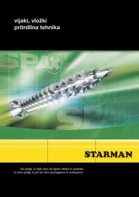 Univerzalni vijaki - Starman doo
