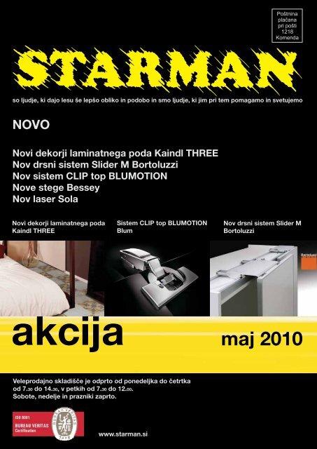 maj 2010 - Starman doo