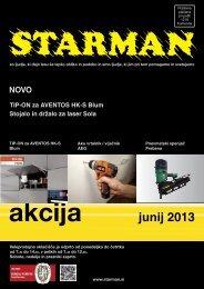junij 2013 - Starman doo