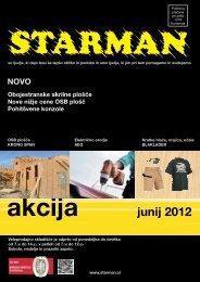 NOVO - Starman doo