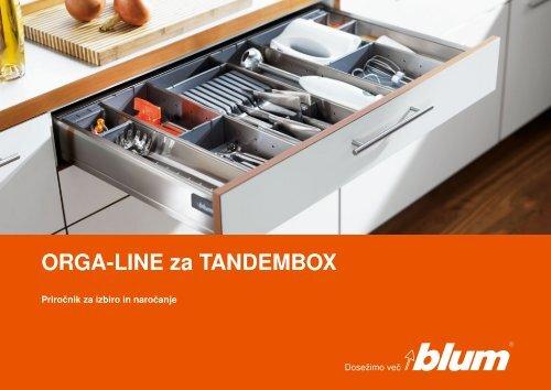ORGA-LINE za TANDEMBOX