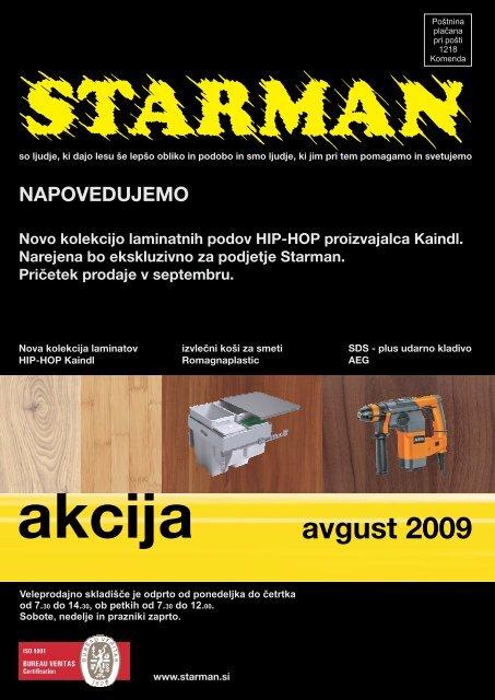 avgust 2009 - Starman doo