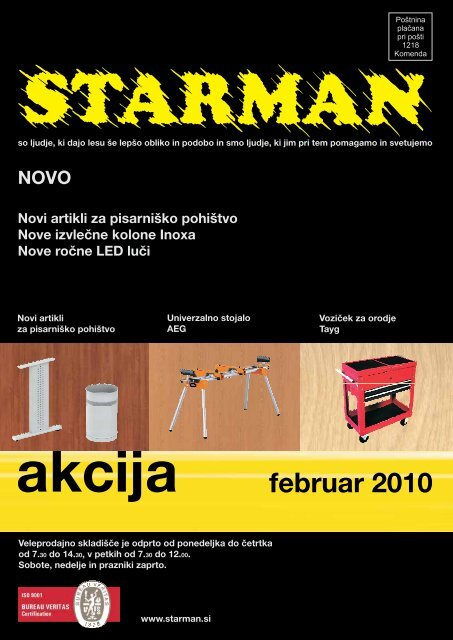 februar 2010 - Starman doo