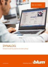 DYNALOG Brochure (1,46 MB) - Blum