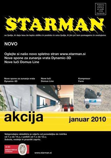 januar 2010 - Starman doo