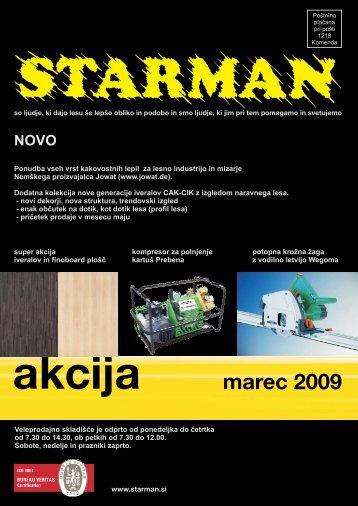 marec 2009 - Starman doo