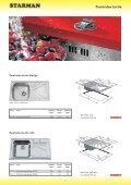 kuhinjska pomivalna korita, koši za smeti, izvlečne ... - Starman doo - Page 4