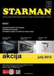 julij 2013 - Starman doo
