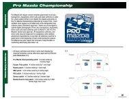 Pro Mazda Championship - Star Mazda