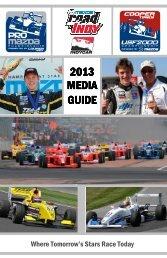 2013 Media Guide.pdf - Star Mazda Championship