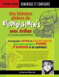 des histoires pleines de avec Arthur - Dominique et Compagnie
