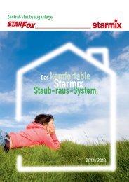 StarFox Broschüre - Starmix