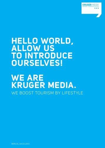 Kruger MediA gMbH