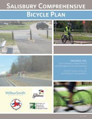 Comprehensive Bike Plan