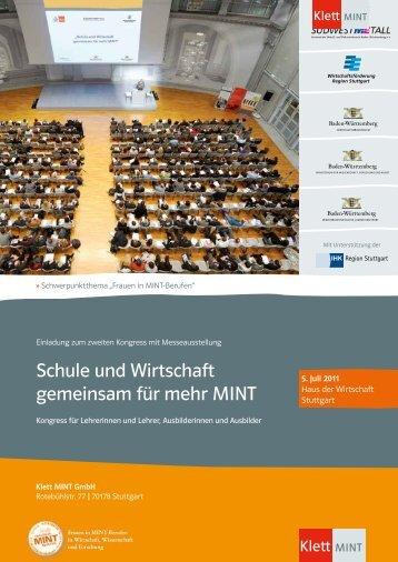 MINT_Kongress_Einlad.. - START 2000 Plus