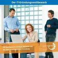 Der IT-Gründungswettbewerb - Start2grow
