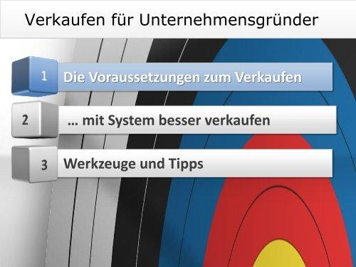 261Vortrag_verkaufen_fuer_gruender.pdf - Startup-muenchen.de