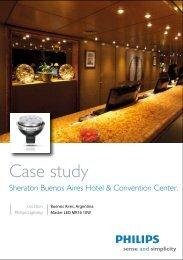 LED Lamps, Philips Case Study_English - Starwood Hotels & Resorts