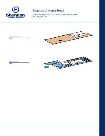 download all floor plans (pdf) - Starwood Hotels & Resorts