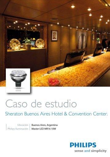 Case Study-SHERATON - Starwood Hotels & Resorts