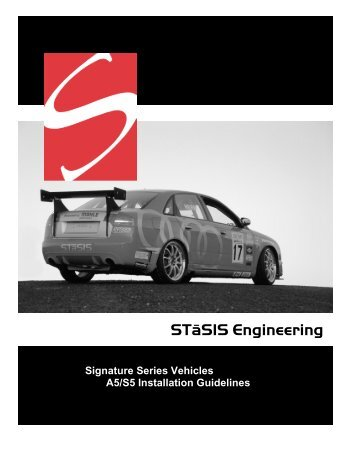 ST SIS Engineering - STaSIS