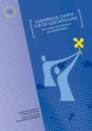 Europäische Charta für die Gleichstellung von ... - Ludwigshafen