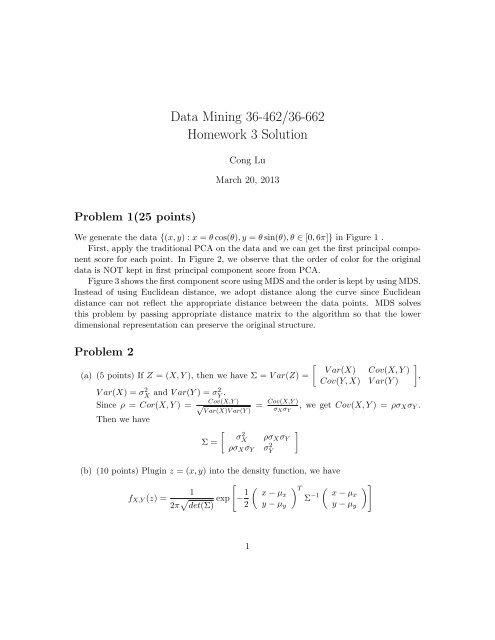Data mining homework solution free compare contrast essay rubric