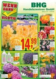 Extra! - BHG Handelszentren GmbH