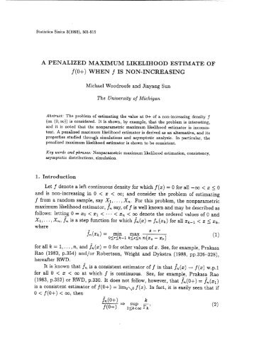 A Penalized Maximum Likelihood Approach to Sparse Factor