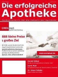 Ausgabe 05.2012 - Die erfolgreiche  Apotheke - Fachzeitschrift für ...